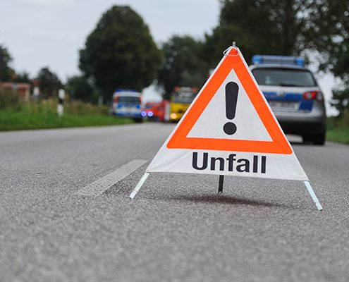 muster-autounfall