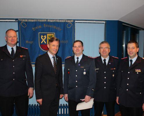 André Emme, Jan-Hendrik Röhse, Florian Marks, Ralf Behrens-Grünhage, Christian Matzat