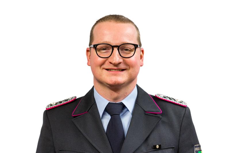 Stv. Ortsbrandmeister FF Holm
