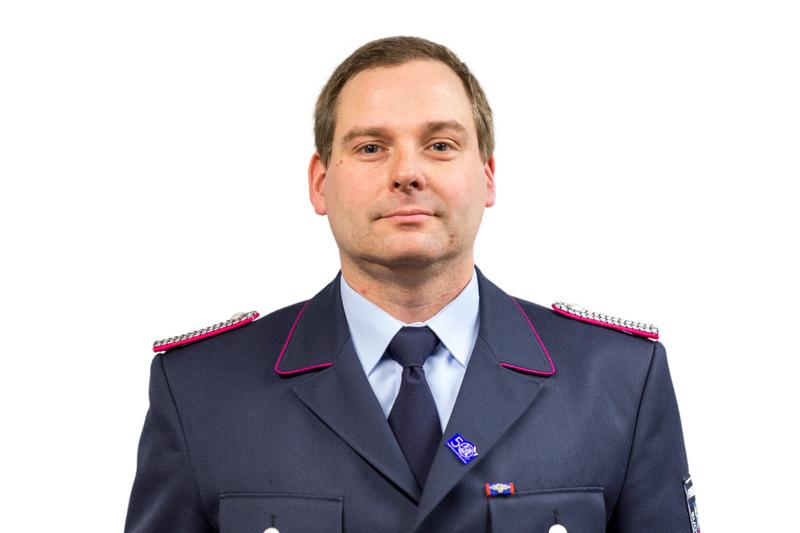 Stv. Ortsbrandmeister FF Buchholz