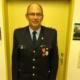 Oberlöschmeister Thomas Dreyer erhält das Feuerwehrehrenzeichen am Bande des Landes Niedersachsen