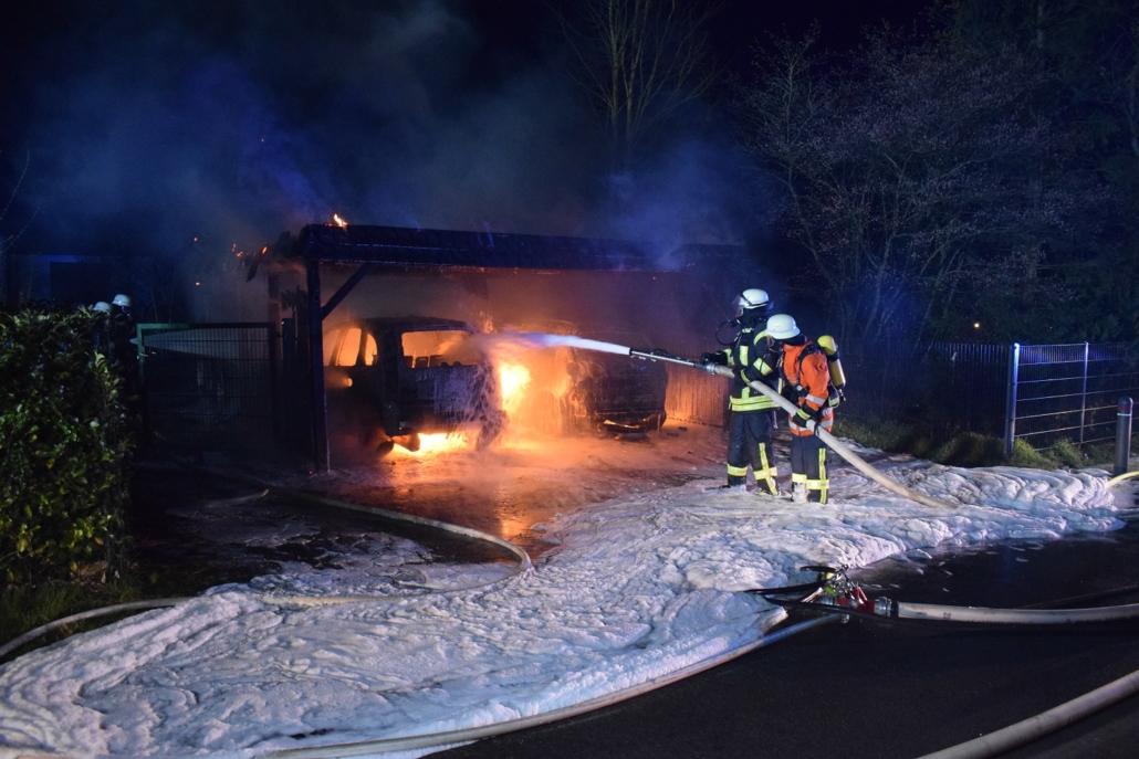 Foto: Pressestelle Feuerwehr SG Hanstedt